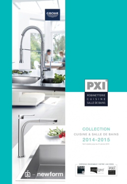 Catalogue PXI 2014