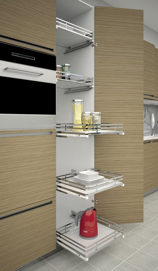 Groupe sofive msafrance amenagement interieur panier for Meuble melamine blanc
