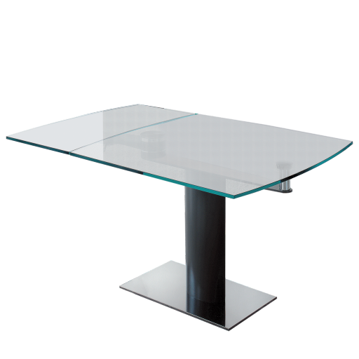 Groupe sofive crealigne table lysa ii d111 - Tabouret haut transparent ...