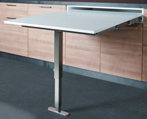 table murale rabattable cuisine sobuy fwt21w table