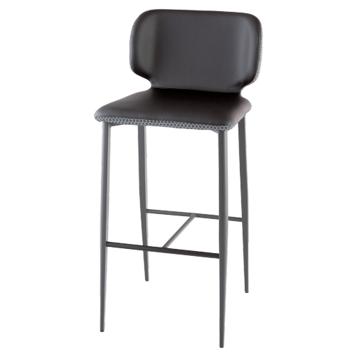 Tabouret dossier latest top tabouret de bar ikea norr ker - Tabouret bar transparent ...